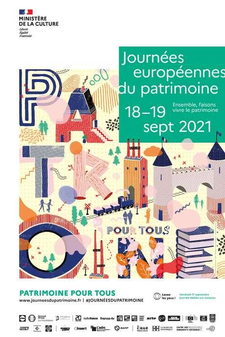 JEP 2021 - Visites commentées de l'église Notre-Dame de Vaupillon