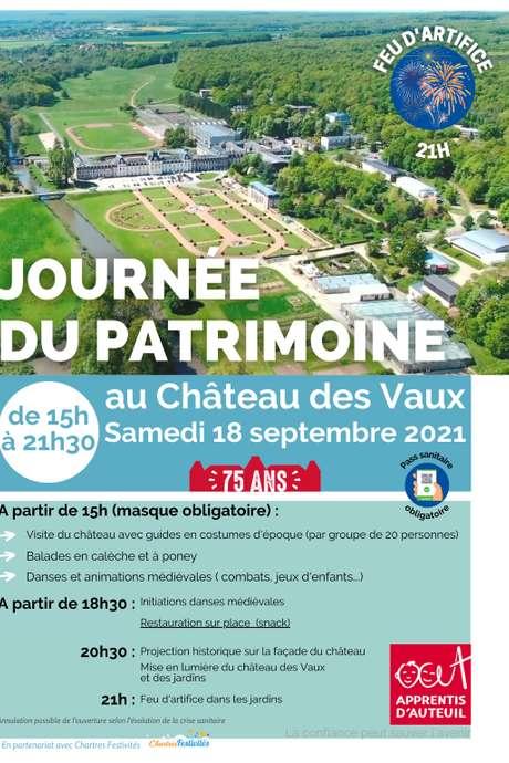 JEP 2021 - Château des Vaux