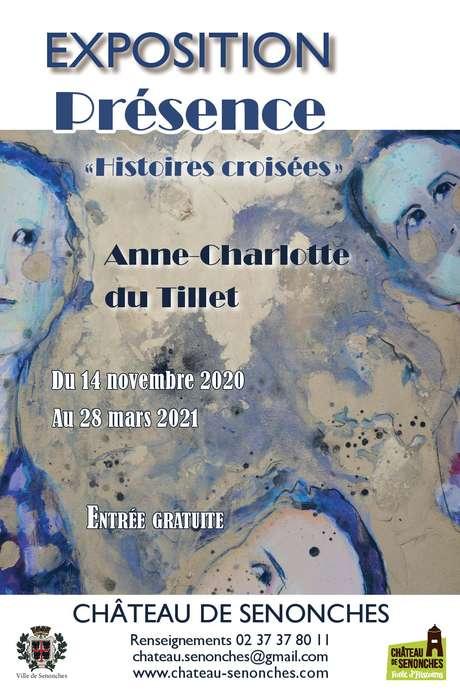 """Exposition de peinture """"Présence"""" Histoires Croisées (en attente de réouverture du musée)"""