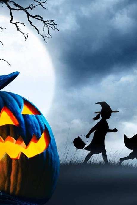 Mon histoire d'Halloween