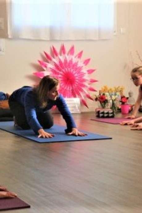 Atelier pour Petits Yogis, Parents-Enfants