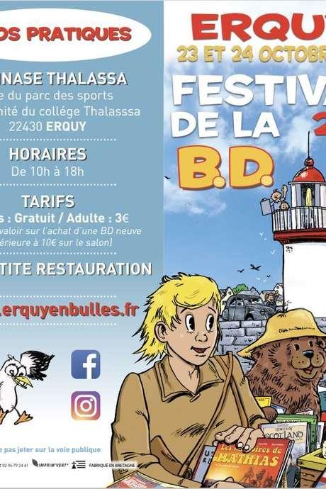 Festival de la BD - Erquy en Bulles