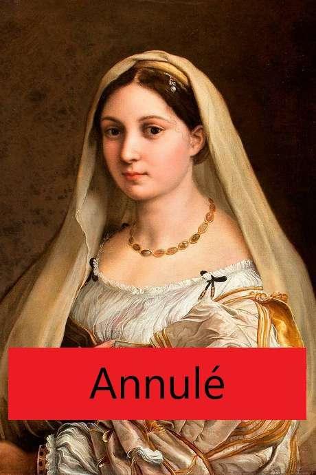 ANNULE - CONFERENCE - RAPHAEL: MAITRE DE LA RENAISSANCE
