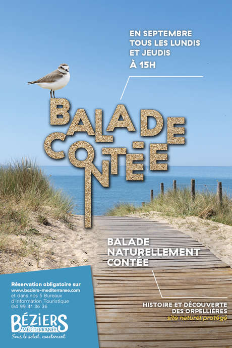 BALADE NATURELLEMENT CONTEE AUX ORPELLIERES