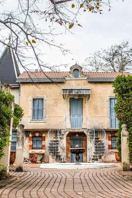 JARDIN DE LA VILLA ANTONINE - JOURNEES EUROPEENNES DU PATRIMOINE