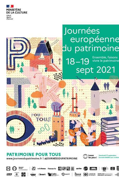 JOURNEES EUROPEENNES DU PATRIMOINE AU MRAC