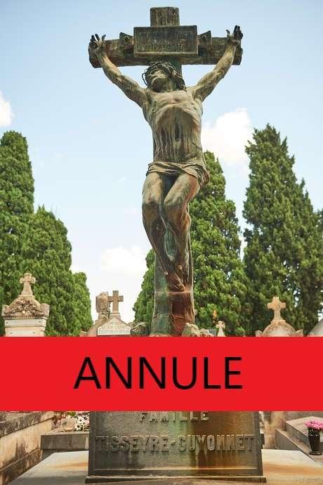 ANNULE - VISITE GUIDEE - INJALBERT ET L'ECOLE BITERROISE DE SCULPTURE AU CIMETIERE VIEUX