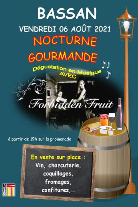 NOCTURNE GOURMANDE