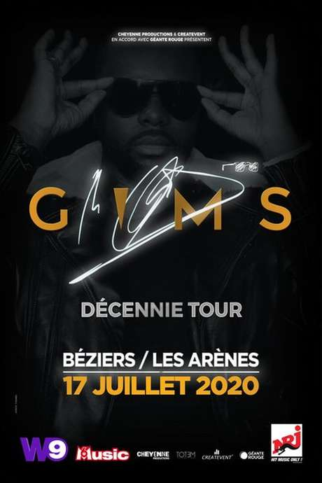 GIM'S - DECENNIE TOUR