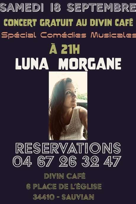 CONCERT DE LUNA MORGANE