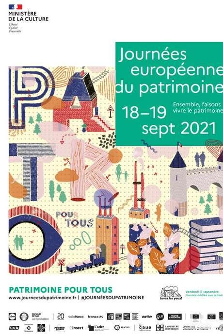 JOURNÉES EUROPÉENNES DU PATRIMOINE: MÉDIATHÈQUE ANDRÉ MALRAUX