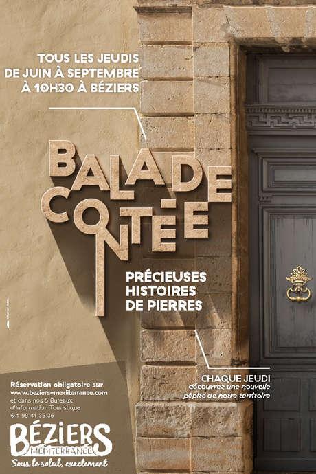 BALADE CONTEE PRECIEUSES HISTOIRES DE PIERRES : LE CIMETIERE VIEUX