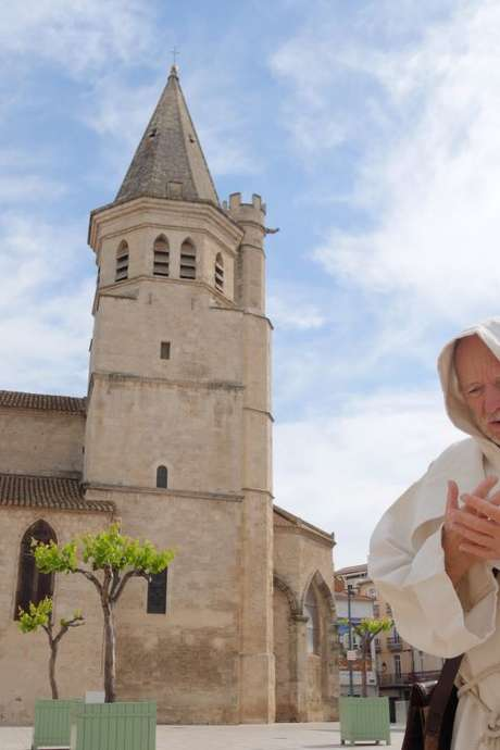 BEZIERS ET LA TRAGEDIE CATHARE - VISITE THEATRALISEE