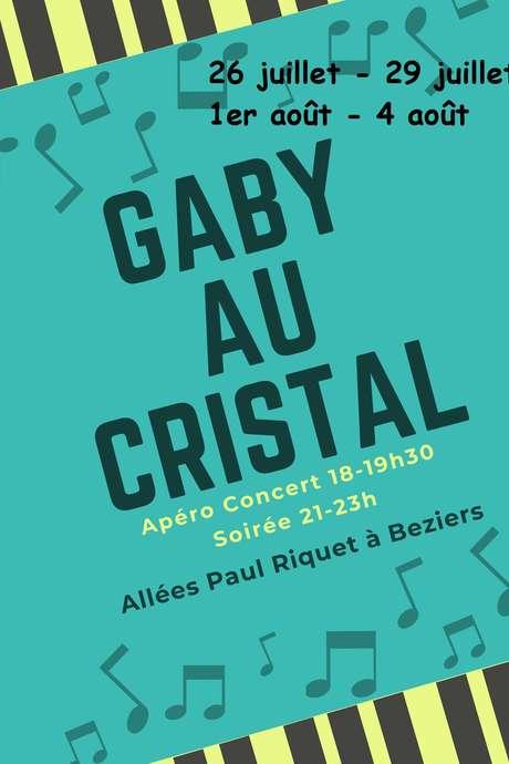 GABY AU CRISTAL
