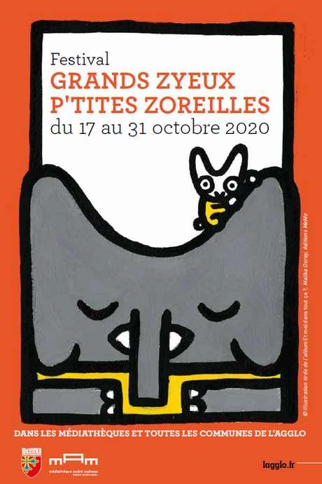 LECTURES - QUE D'EMOTIONS! - FESTIVAL GRANDS ZYEUX P'TITES ZOREILLES