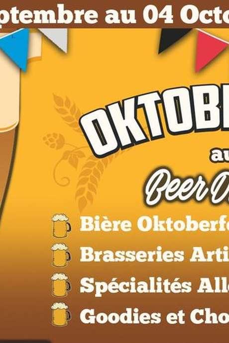OKTOBERFEST- BEER DISTRICT