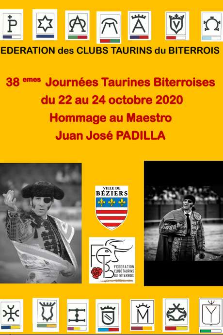 38EMES JOURNEES TAURINES BITERROISES - TIENTA