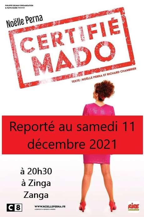 REPORTE - SPECTACLE CERTIFIE MADO - NOELLE PERNA