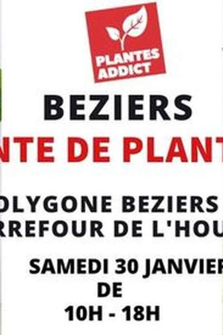 VENTE DE PLANTES - POLYGONE BEZIERS
