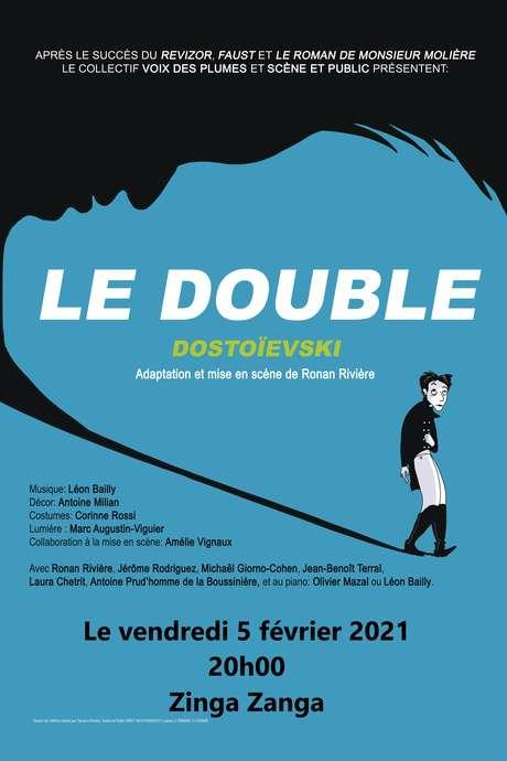 ANNULE - THEATRE - LE DOUBLE