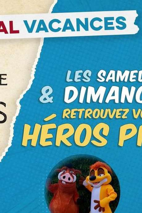 RENCONTRE TES HEROS PREFERES