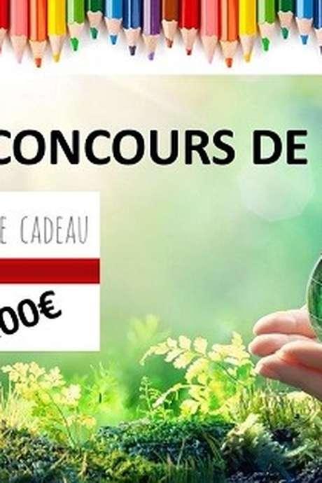 GRAND CONCOURS DE DESSIN - LA PROTECTION DE L'ENVIRONNEMENT