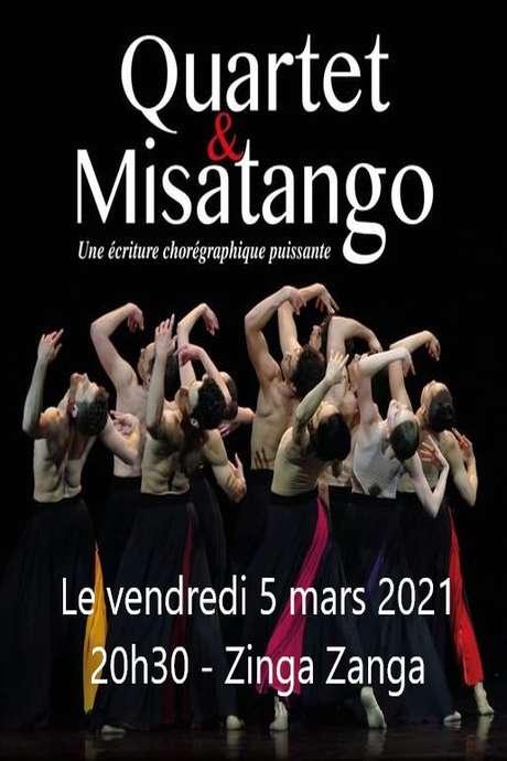 REPORTE AU 9 MAI 2021 - SPECTACLE QUARTET & MISATANGO