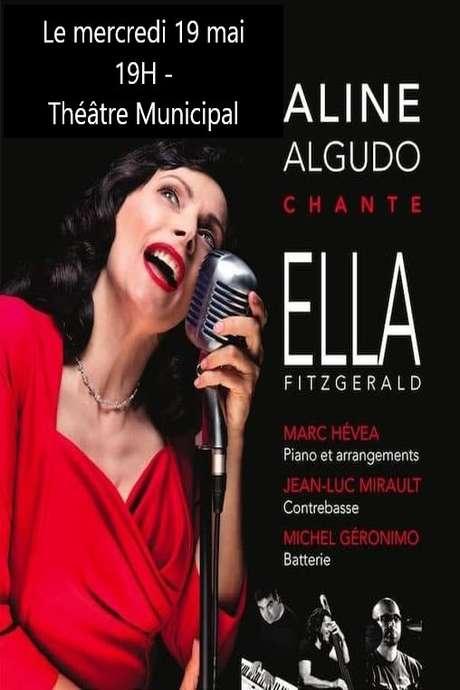 ALINE ALGUDO CHANTE ELLA