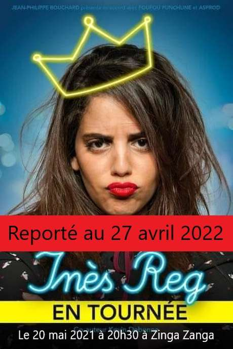 REPORT // SPECTACLE INES REG - HORS NORMES