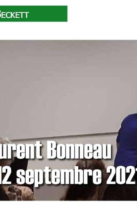 EXPOSITION DE LAURENT BONNEAU