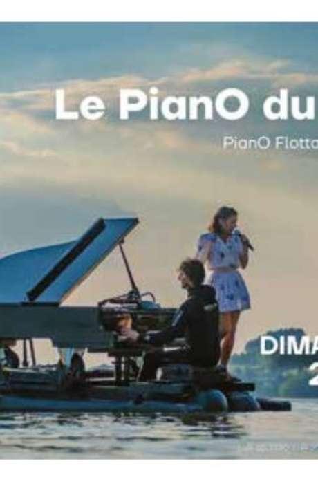 PIANO FLOTTANT SUR L'ORB