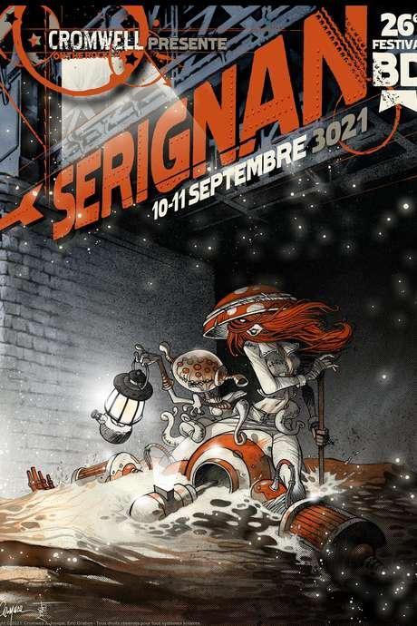 FESTIVAL BD DE SÉRIGNAN