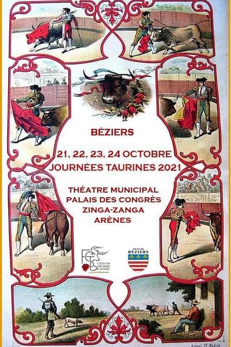 JOURNEES TAURINES 2021 - THEATRE MUNICIPAL DE BEZIERS