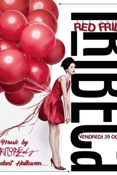 SOIREE RED FRIDAY
