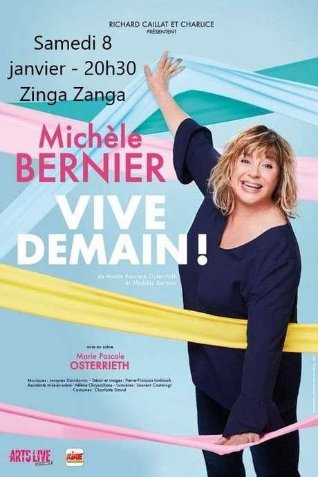 MICHELE BERNIER - VIVE DEMAIN