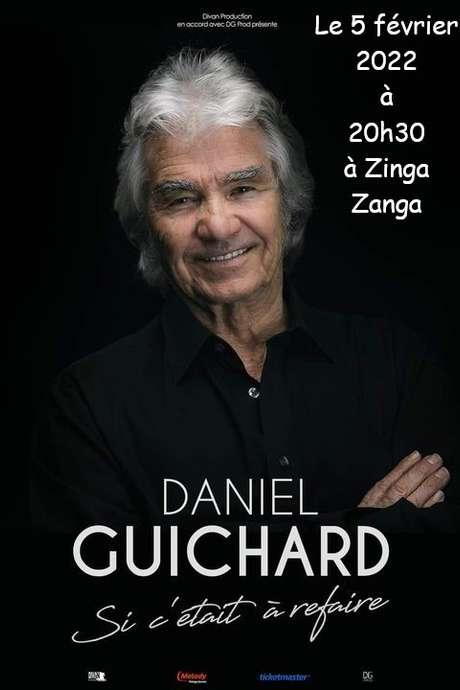 DANIEL GUICHARD - SI C'ETAIT À REFAIRE