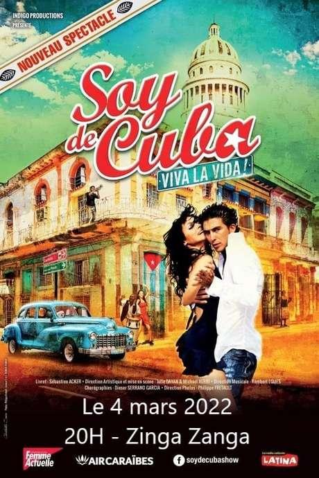 SOY DE CUBA - VIVA LA VIDA