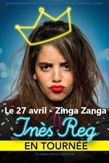 SPECTACLE INES REG - HORS NORMES