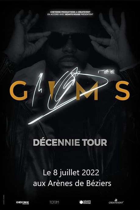 GIM'S - DECENNIE TOUR