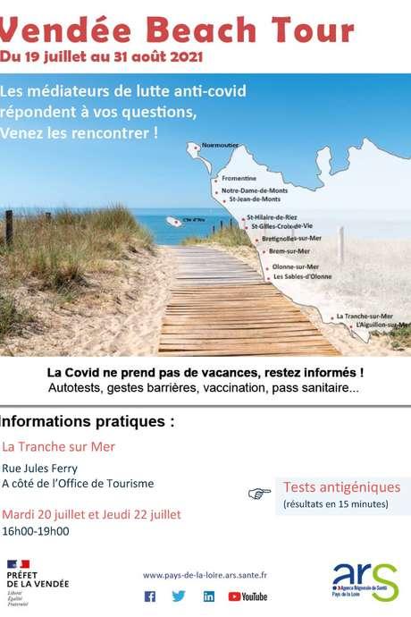 VENDÉE BEACH TOUR