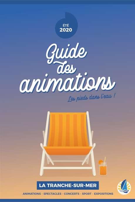 GUIDE DES ANIMATIONS D'ÉTÉ