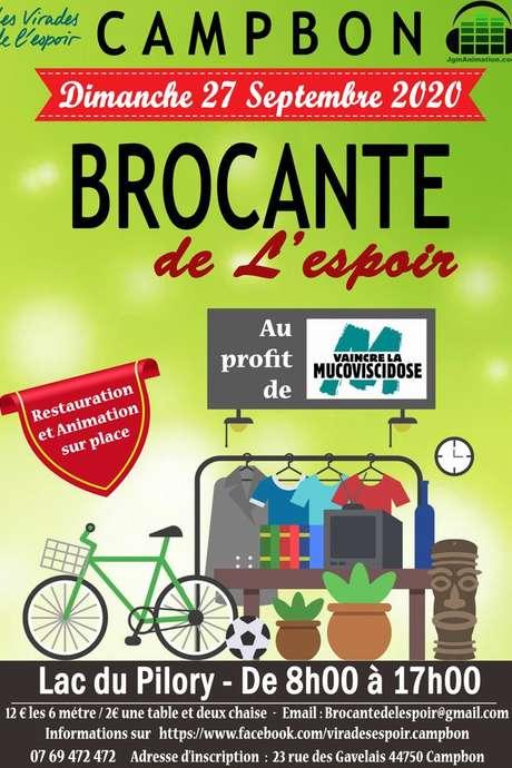 BROCANTE DE L'ESPOIR