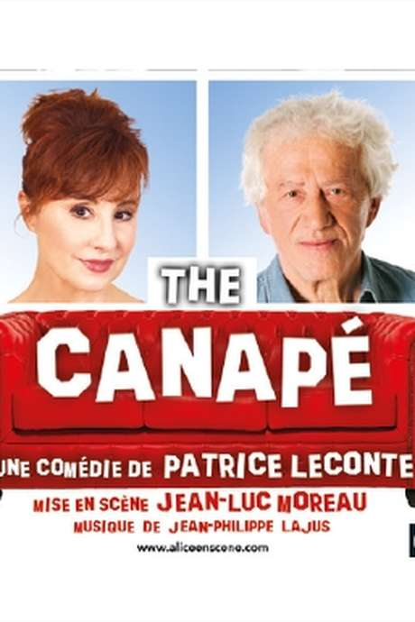 """SPECTACLE """"THE CANAPÉ"""""""