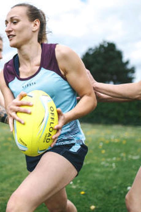 RUGBY TOUCH / JEUX SPORTIFS