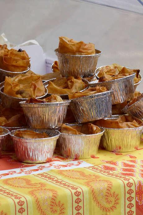 **Annulé** Marché Gourmand à Trespoux-Rassiels