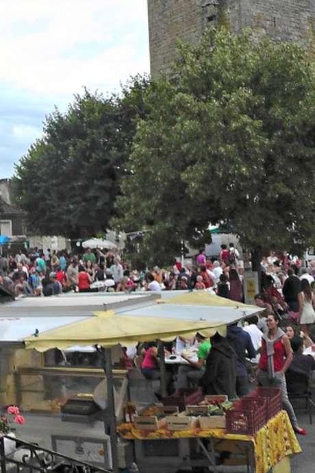 Marché  Gourmand à Floirac