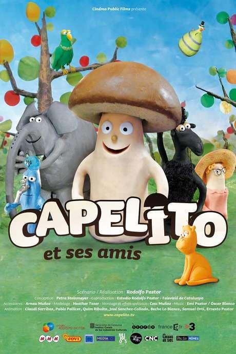 Ciné-Bébé des Vacances d'Automne : ''Capelito et ses Amis''