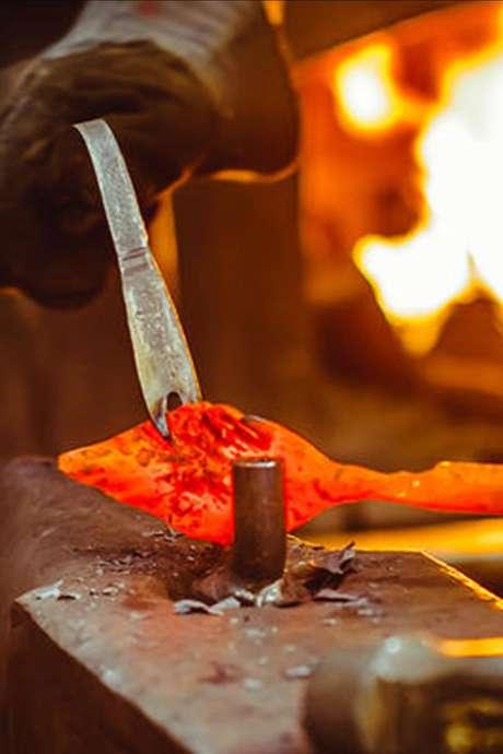 Annulé - Pays d'Art et d'Histoire : Visite Découverte La Forge à Bourzolles