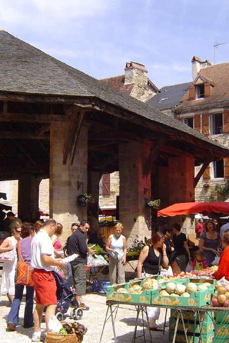 Foire à Saint-Privat