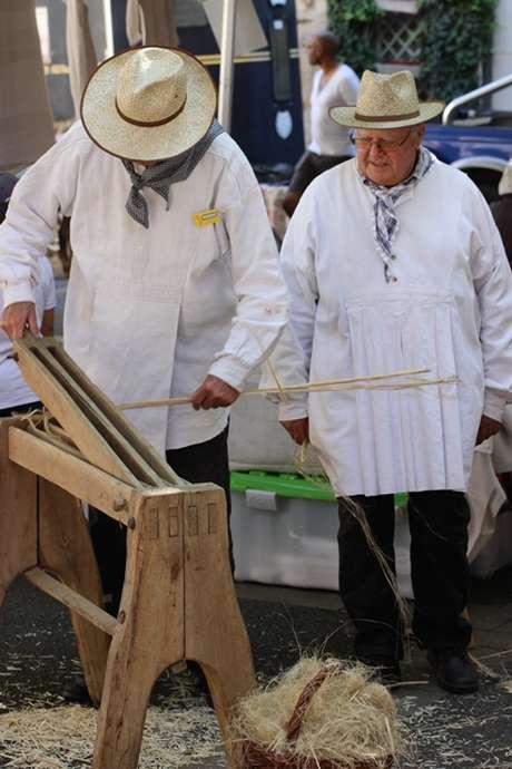 Journées Européennes du Patrimoine : Exposition et Démonstration d'Outils Anciens